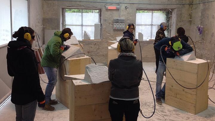 Corso di scultura: imparare a scolpire il marmo