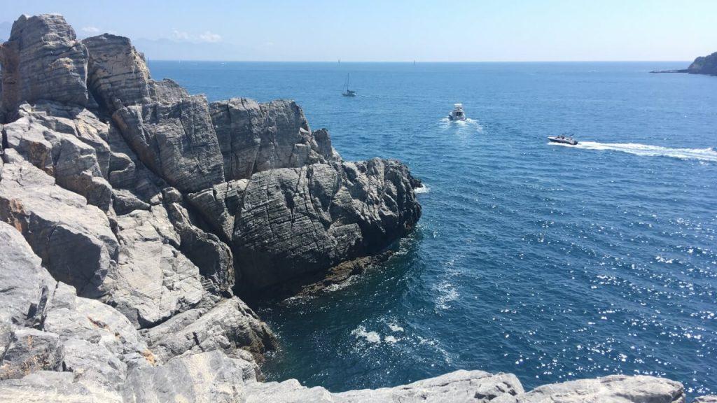 Palmaria - Punta dell'Isola