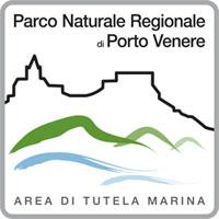 Logo del Parco Naturale Regionale di Porto Venere (e area di tutela marina)