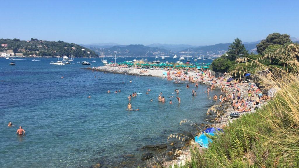 Spiaggia a Punta Secco